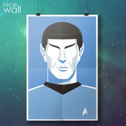 Plakat do filmu Star Trek