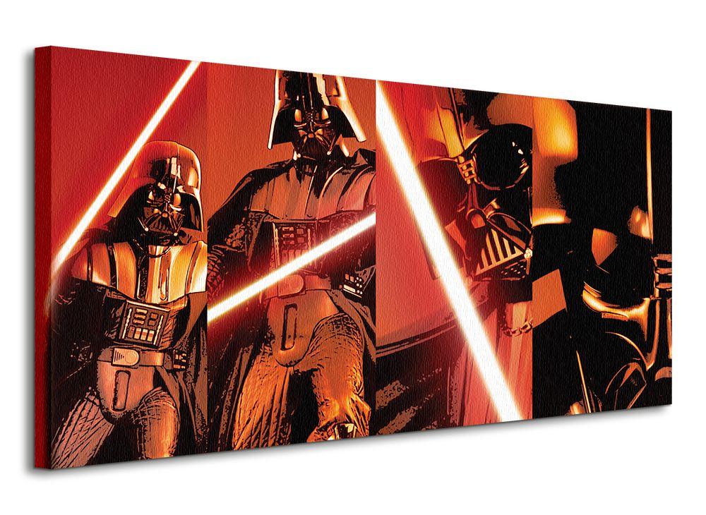 Star Wars Darth Vader Pose Obraz Na Płótnie Sklep Eplakatypl