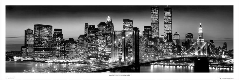new york plakat sklep. Black Bedroom Furniture Sets. Home Design Ideas