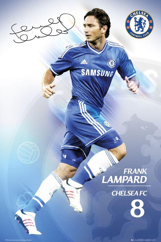 f1adc22f5546 plakaty sportowe Chelsea Lampard