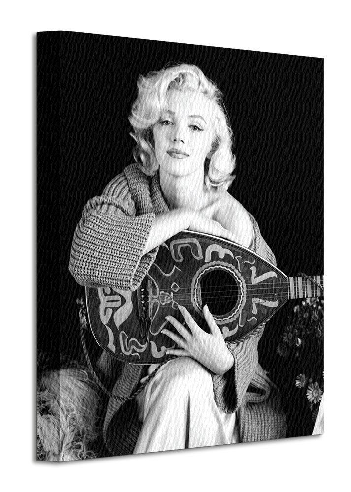 Marilyn Monroe Lute Obraz Na Płótnie Sklep Eplakatypl
