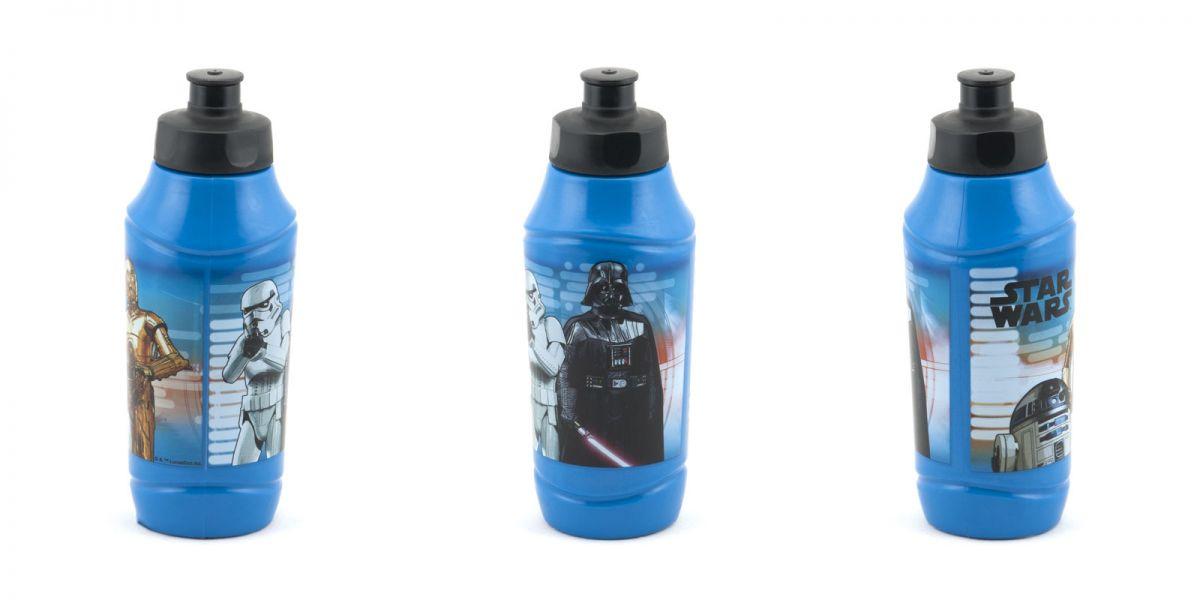 Niebieski bidon Star Wars