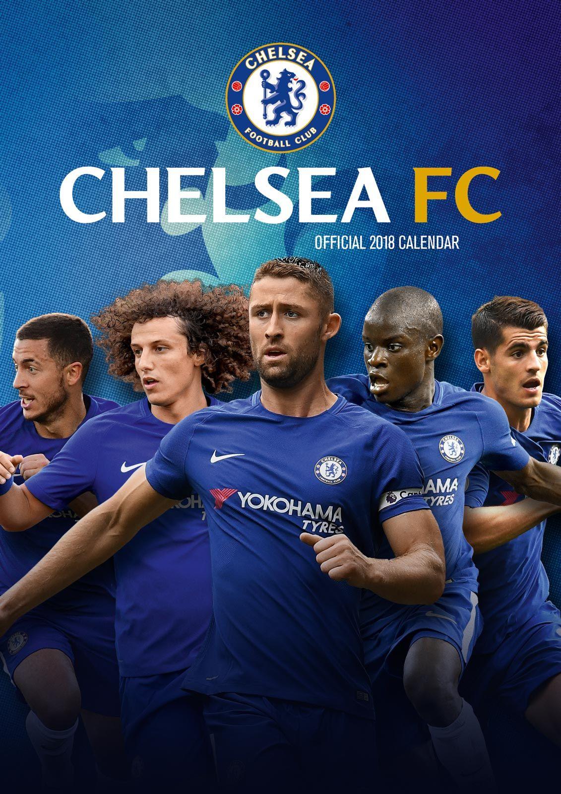 87165647e155 Chelsea - kalendarz 2018
