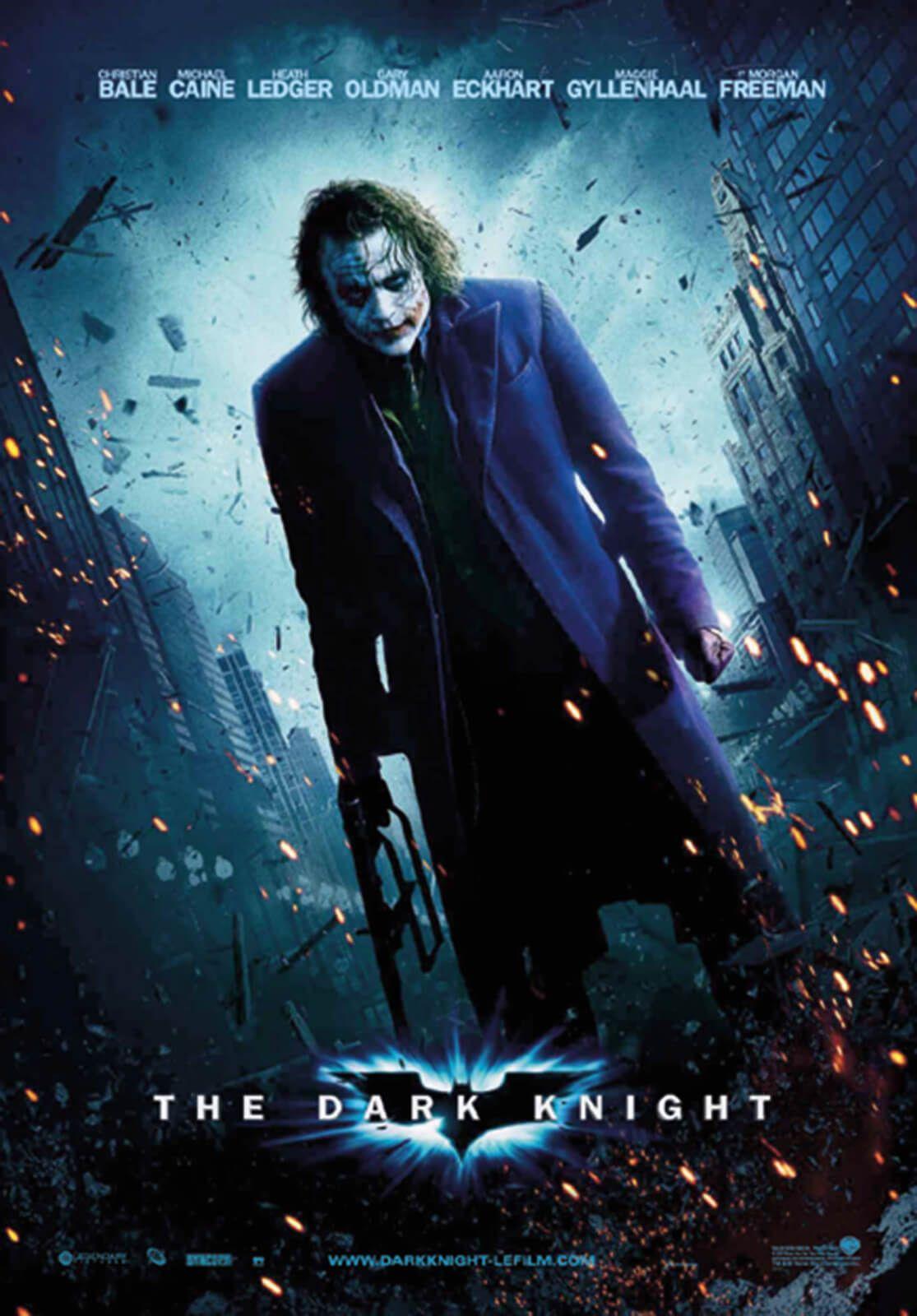 Batman The Dark Knight Joker Plakat