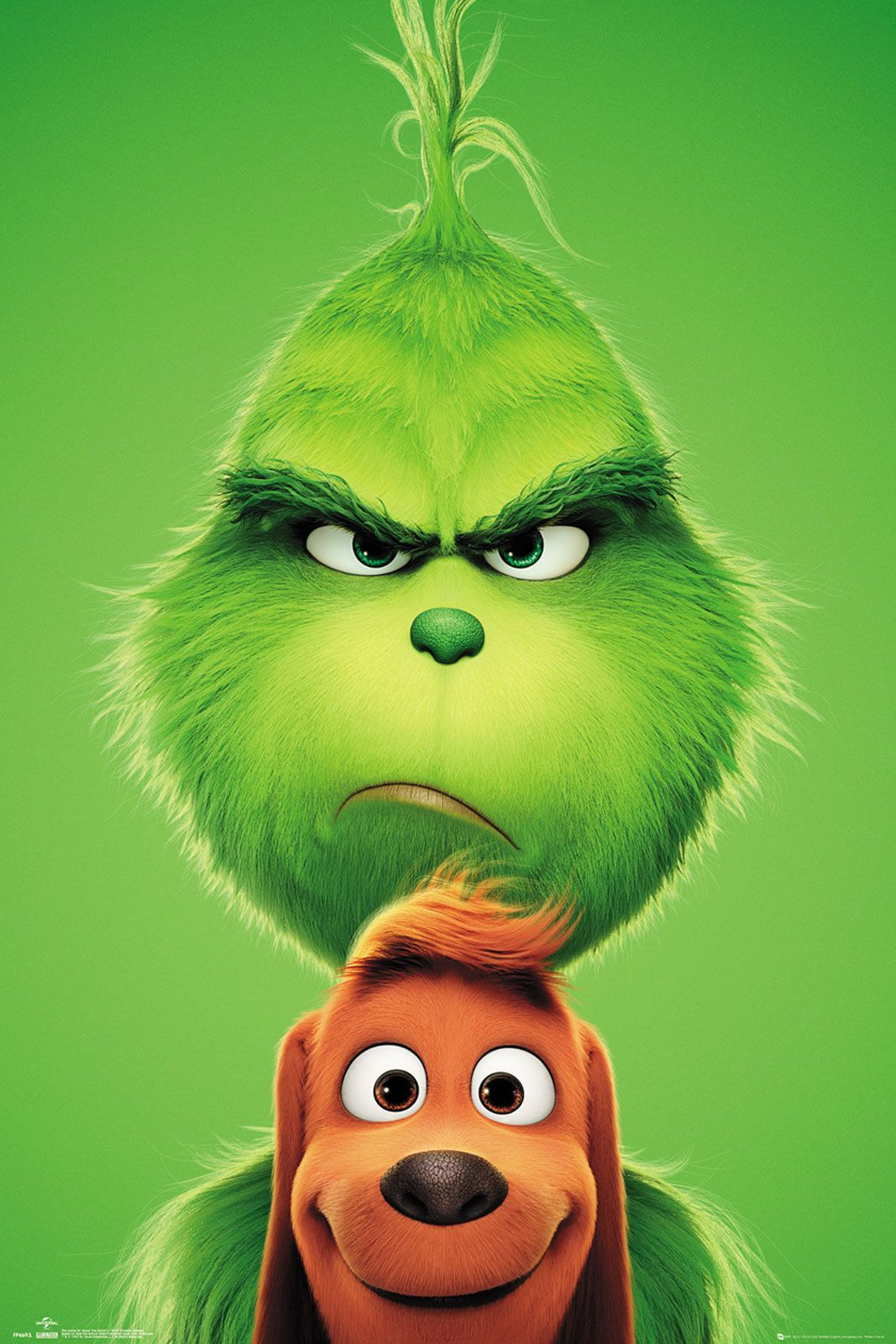 The Grinch And Max Plakat