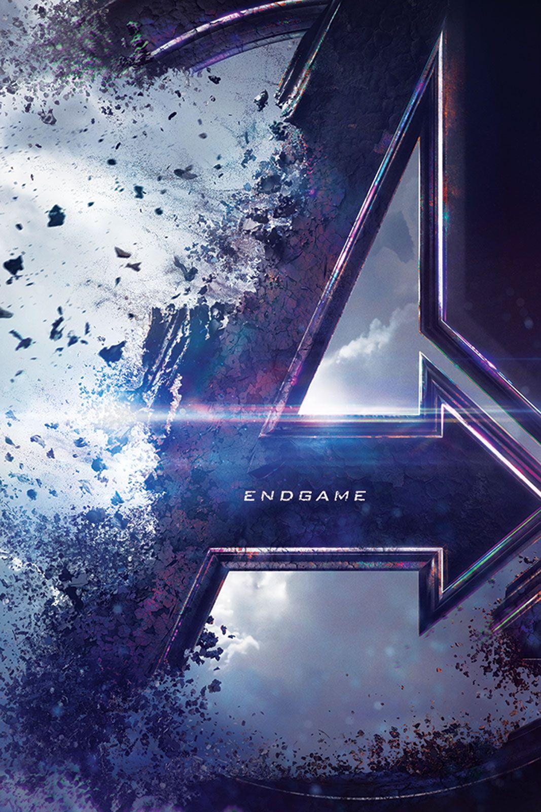 Plakat Avengers Logo