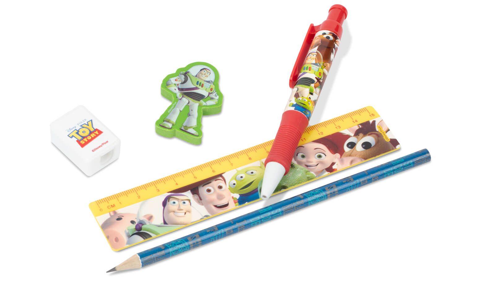 Zestaw artykułów szkolnych Toy Story