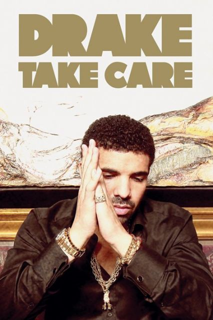 Plakat Drake take care