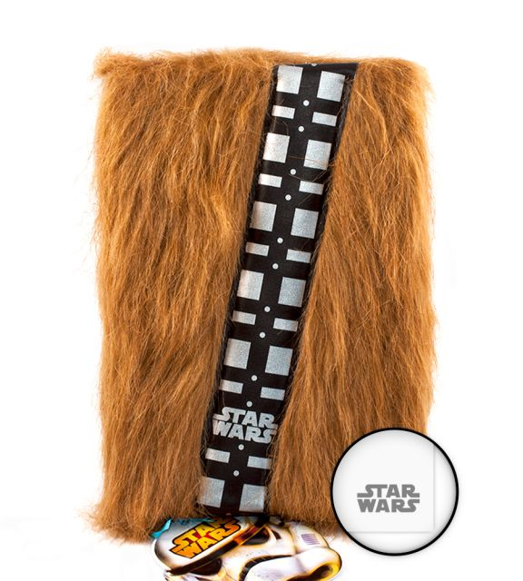 Star Wars (Chewbacca Fur) - notes