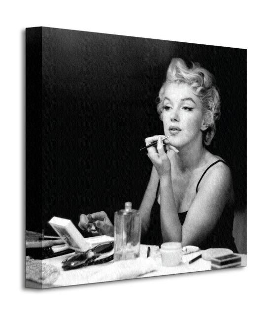 Marilyn Monroe Preparation - Obraz