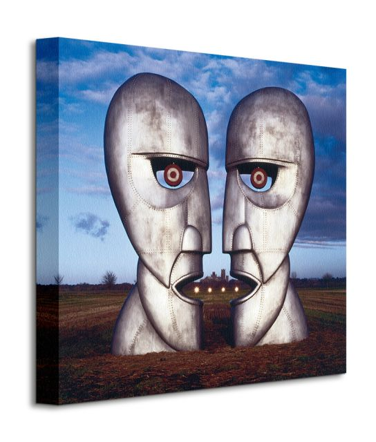 Pink Floyd The Division Bell - obraz