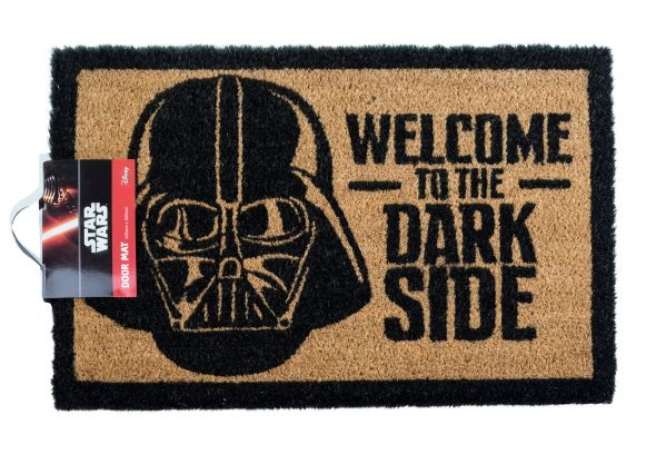 Star Wars Darth Vader Welcome To The Darkside - wycieraczka