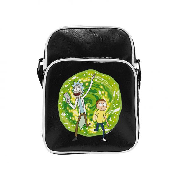 Rick and Morty Portal - torba listonoszka