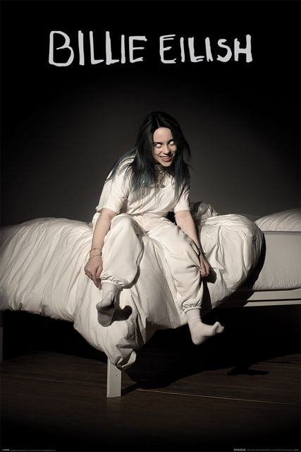 Billie Eilish - plakat