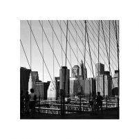 New York Bridge - reprodukcja