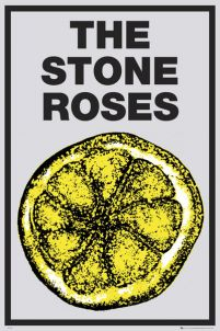 The Stone Roses Lemon - plakat 61x91,5 cm