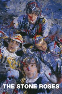 The Stone Roses Paint - plakat