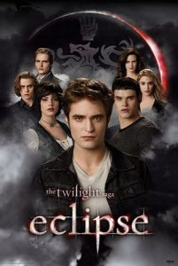 Twilight - Eclipse (Cullen Group Crest) - plakat