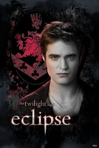Twilight - Eclipse (Edward Crest) - plakat