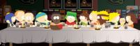 South Park Last Supper - plakat