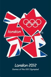 London 2012 Olympics (Flaga Unii) - plakat
