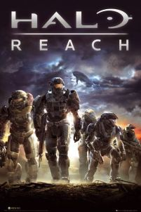 Halo Reach Cover - plakat