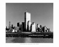 The World Trade Center - reprodukcja na ścianę