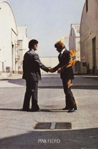 plakat do albumu Pink Floyd Wish You Were Here