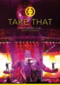 Take That - kalendarz 2012 r.