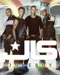 JLS Jukebox - plakat