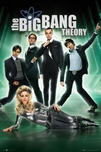 The Big Bang Theory (Green Group) - plakat