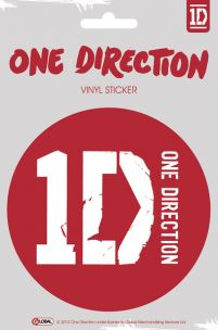 One Direction Logo - naklejka