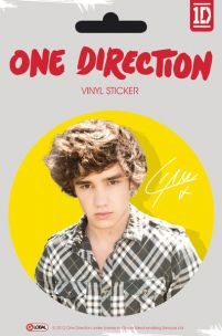 One Direction Liam Colour - naklejka