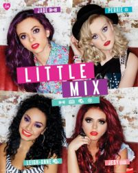 plakat dla nastolatki z little mix, Perrie Edwards, Jesy Nelson, Leigh-Anne Pinnock, Jade Thirlwall