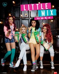 dziewczyny z little mix, Perrie Edwards, Jesy Nelson, Leigh-Anne Pinnock, Jade Thirlwall
