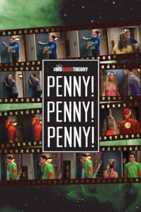 The Big Bang Theory (Penny Penny Penny) - plakat