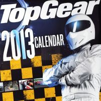 Top Gear - kalendarz 2013