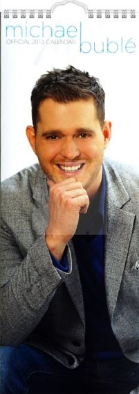 Michael Buble - kalendarz 2013