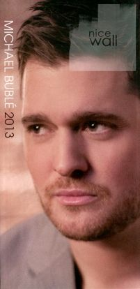 Michael Buble - kalendarz (notes) 2013