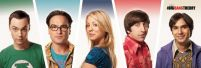The Big Bang Theory - Cast - plakat