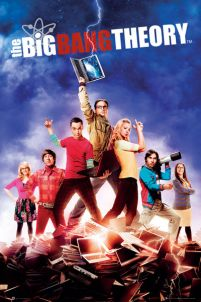 The Big Bang Theory Season Five - plakat