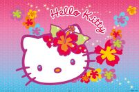 Hello Kitty (kicz) - plakat