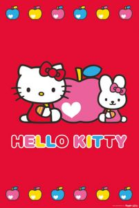 Hello Kitty - plakat