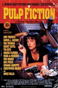 Pulp Fiction (Cover) - plakat 61x91,5 cm