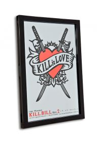 Kill Bill (Kill Is Love) - lustro w ramie