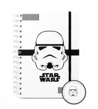 Star Wars, Stormtrooper - notes A5
