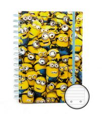 Despicable Me - Minionki - notes