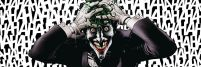 joker killing joke plakat