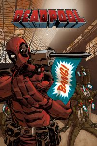 Deadpool (Bang) - plakat 61x91,5 cm