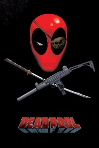 plakat Deadpool (Eye Patch)